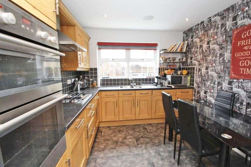 4 Bedrooms Detached House for sale in 4 OWMBY CLOSE, IMMINGHAM