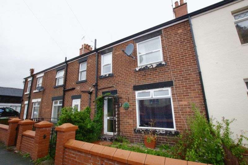 3 Bedrooms Terraced House for sale in Rivulet Road, Wrexham
