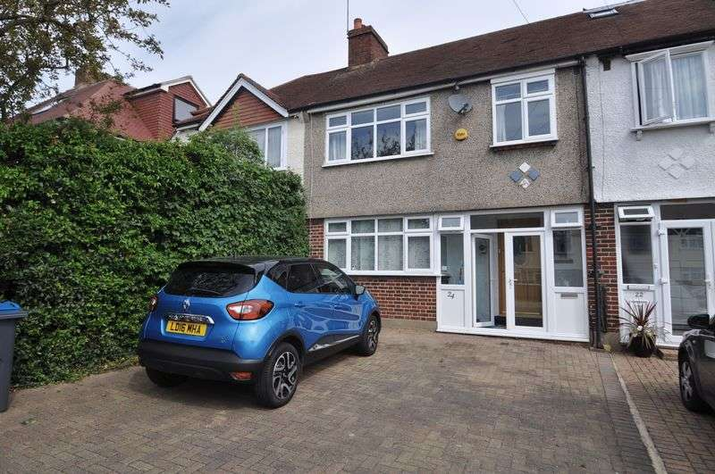 3 Bedrooms Terraced House for sale in Bramshaw Rise - 3-bedroom semi-detached house