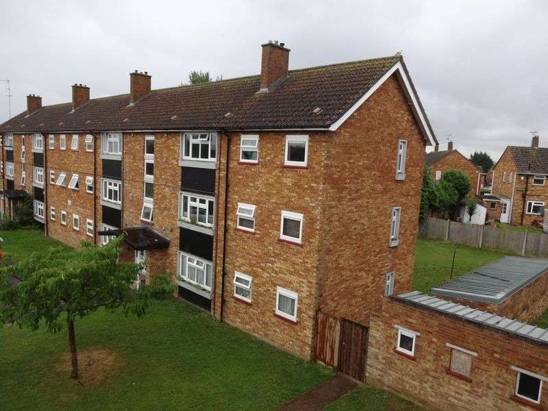 2 Bedrooms Flat for sale in Duncombe Close.