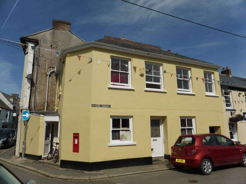 1 Bedroom Flat for sale in Parade Square, Lostwithiel