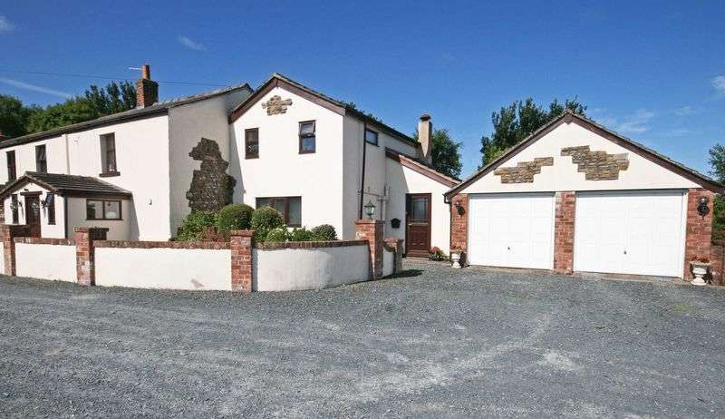 4 Bedrooms Property for sale in Walnut Trees Cottage, Hooles Lane, Pilling