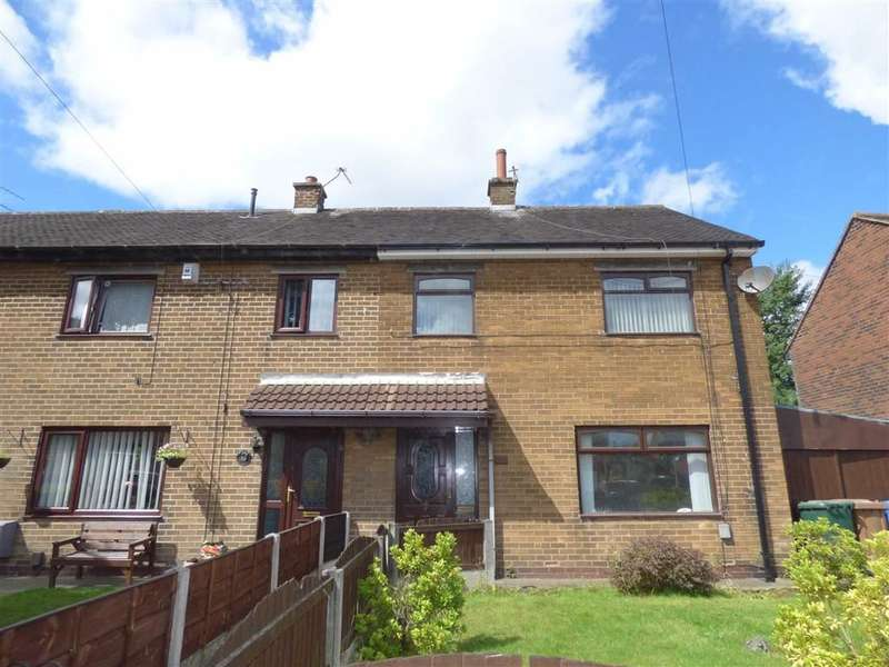 3 Bedrooms Property for sale in Longridge Drive, HEYWOOD, Lancashire, OL10