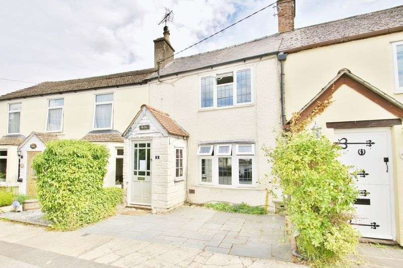 3 Bedrooms Terraced House for sale in Sun Cottage, Cricklade, Wiltshire