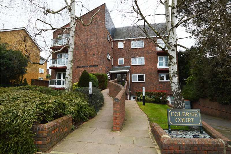 2 Bedrooms Apartment Flat for sale in Colerne Court, Holders Hill Road, London, NW4
