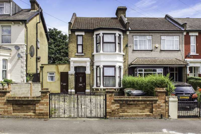 2 Bedrooms Apartment Flat for sale in Bulwer Road, Leytonstone