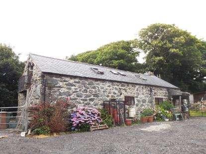 4 Bedrooms Barn Conversion Character Property for sale in Ffordd Tyddyn, Talybont, Gwynedd, LL43