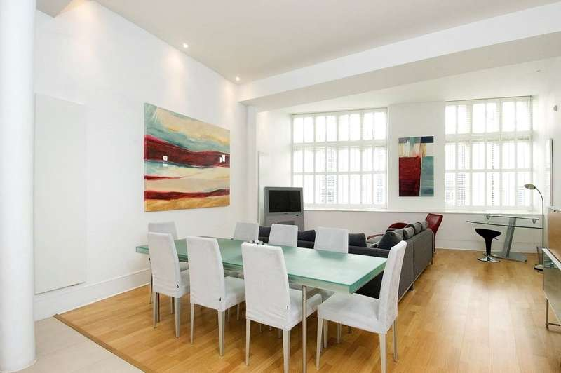 2 Bedrooms Maisonette Flat for sale in Wild Street, London, WC2B