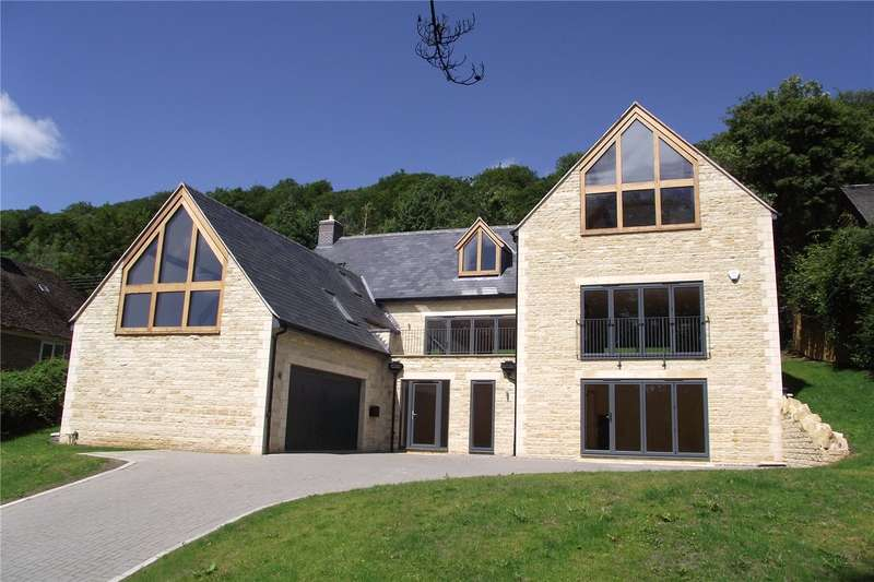 5 Bedrooms Detached House for sale in Slad, Stroud, Gloucestershire, GL6
