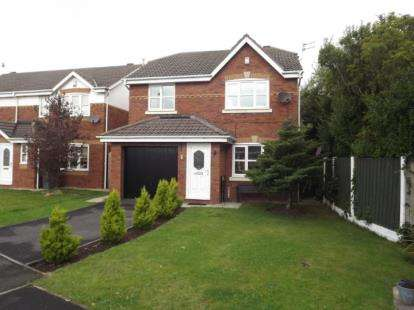 4 Bedrooms Detached House for sale in Greenbriar Close, Blackpool, Lancashire, ., FY3
