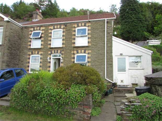 2 Bedrooms Semi Detached House for sale in High Street, Alltwen, Pontardawe, Swansea, West Glamorgan