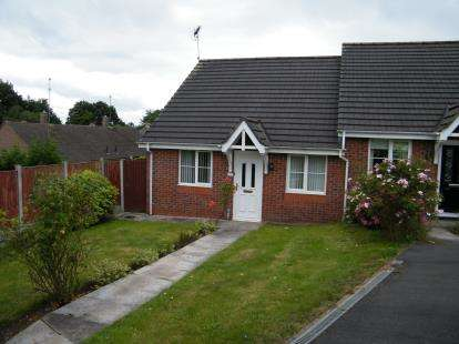 2 Bedrooms Bungalow for sale in David Street, Northwich, Cheshire