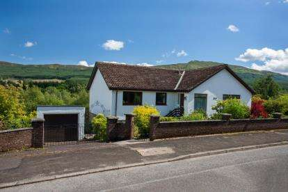 3 Bedrooms Bungalow for sale in Manse Road, Killin