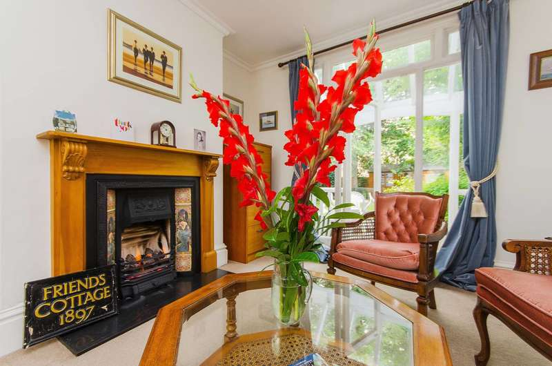 4 Bedrooms House for sale in Friends Road, Central Croydon, CR0