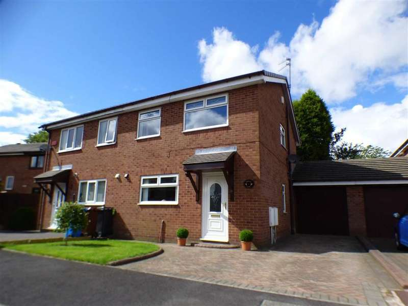 3 Bedrooms Property for sale in Ashford Court, Waterhead, Oldham, OL4