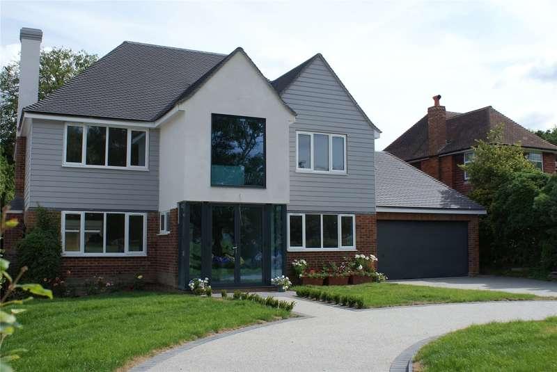 6 Bedrooms Detached House for sale in Cricket Way, Oatlands Drive, Weybridge, Surrey, KT13