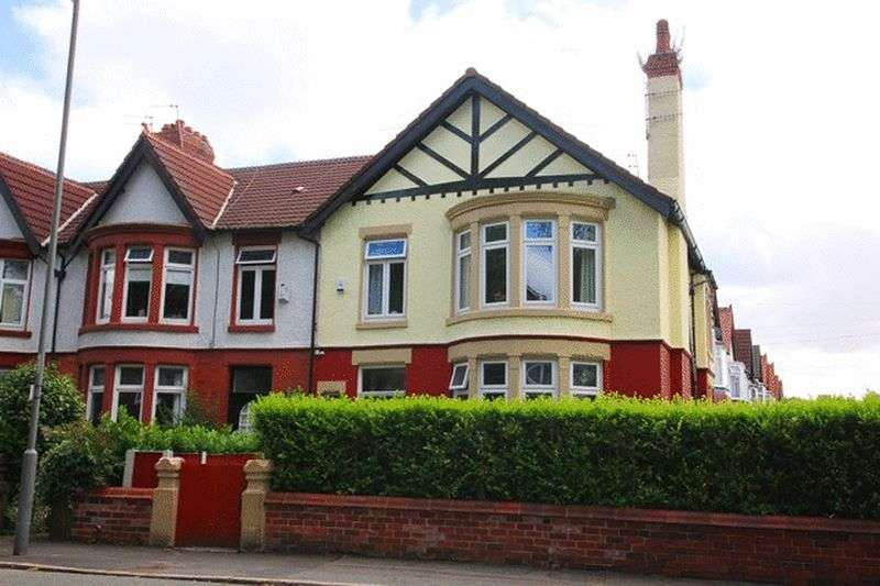 5 Bedrooms Terraced House for sale in Green Lane, Calderstones, Liverpool, L18