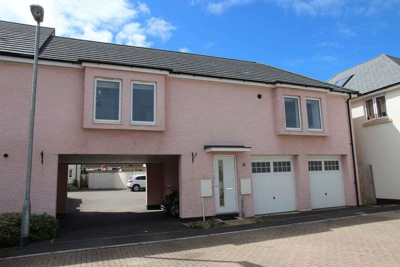 2 Bedrooms House for sale in Cavendish Crescent, Newquay