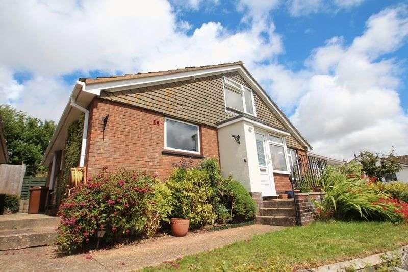 3 Bedrooms Semi Detached Bungalow for sale in 13 LongMeadows, Crediton