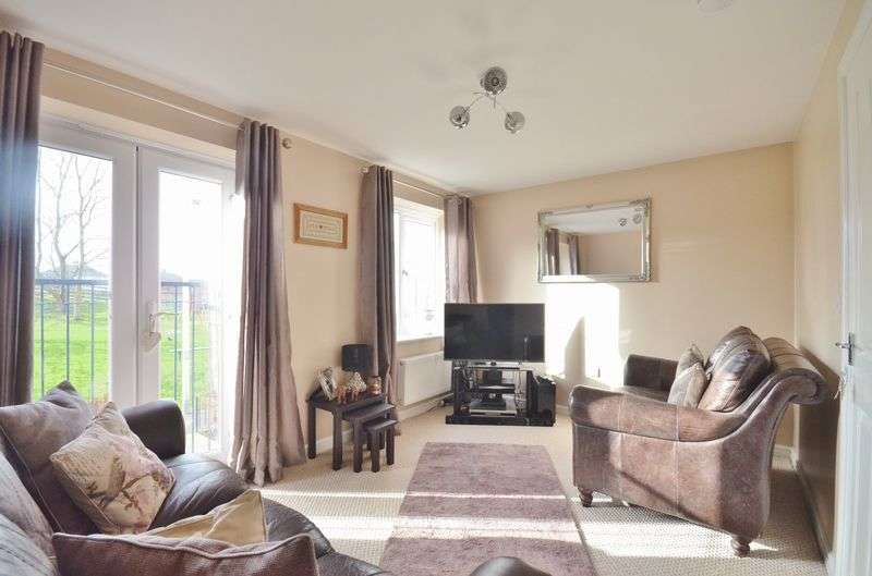 3 Bedrooms Semi Detached House for sale in Hartside Court, Workington