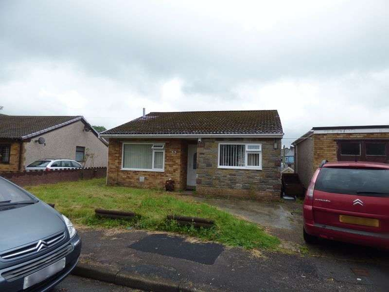 3 Bedrooms Detached Bungalow for sale in Park View, Maesteg