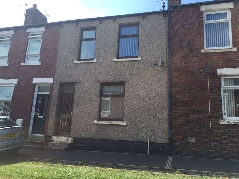 3 Bedrooms Terraced House for sale in campbell street, Easington