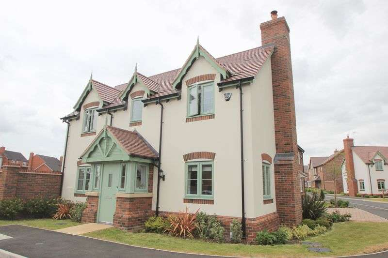 3 Bedrooms Detached House for sale in Samantha Close, Welford on Avon