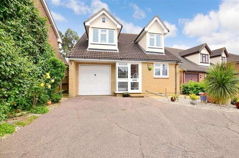 4 Bedrooms Detached House for sale in Laindon Road, Billericay, Essex
