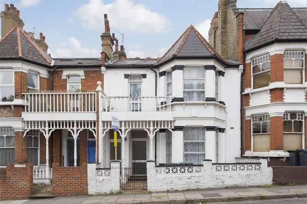 4 Bedrooms Terraced House for sale in Church Lane, Crouch End, N8