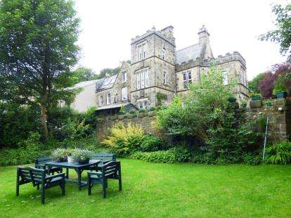 2 Bedrooms Flat for sale in Corbar Towers, 16 Corbar Road, Buxton, Derbyshire