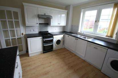 3 Bedrooms Maisonette Flat for sale in Caldon Road, Irvine, North Ayrshire