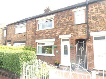 2 Bedrooms Terraced House for sale in Castle Street, Widnes, Cheshire, WA8