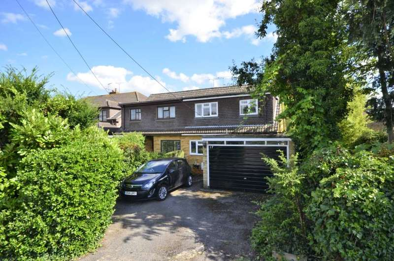 4 Bedrooms Semi Detached House for sale in Mill Road, Billericay