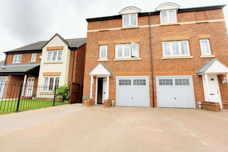 3 Bedrooms Semi Detached House for sale in Prospect Place, Coxhoe, Durham
