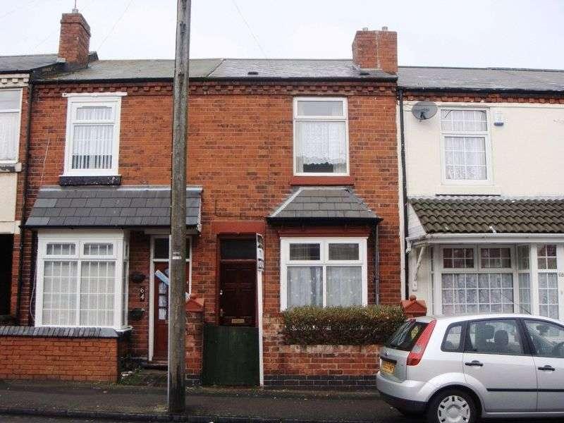 3 Bedrooms Terraced House for sale in Wellesley Road, Oldbury