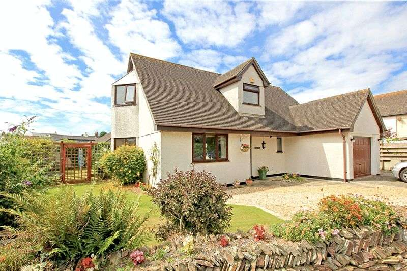 3 Bedrooms Detached House for sale in St Just in Roseland, Nr St Mawes