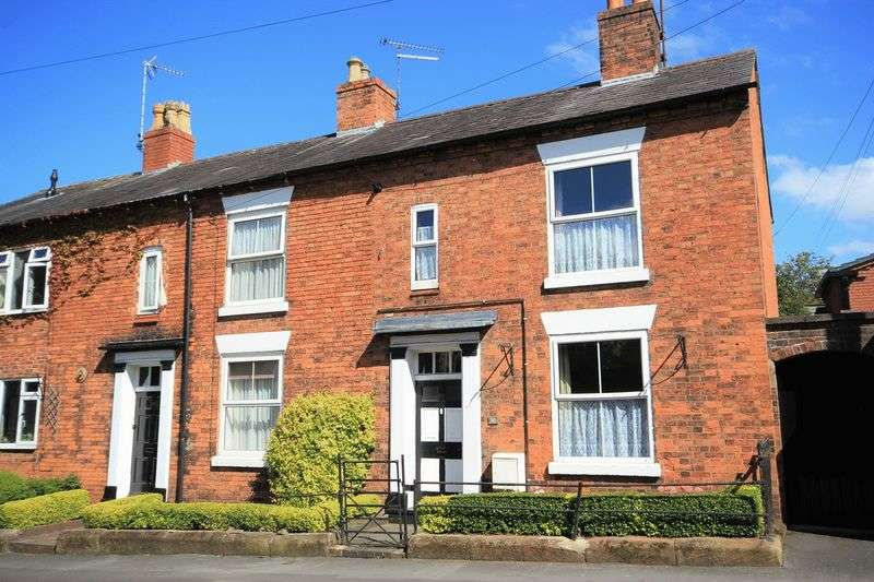 2 Bedrooms Terraced House for sale in Mill Street, Whitchurch