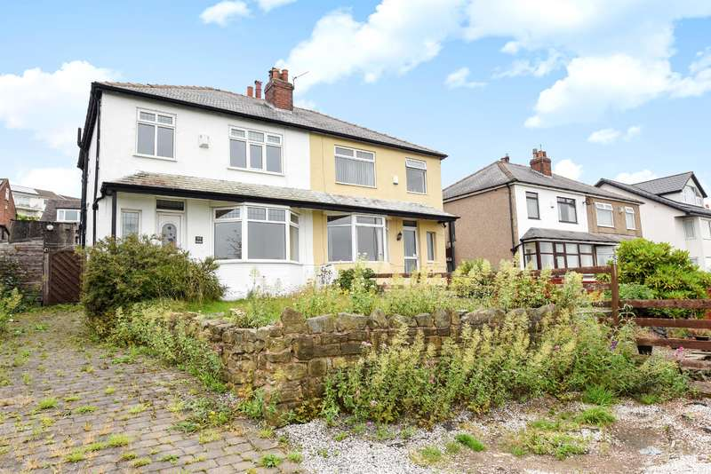 3 Bedrooms Semi Detached House for sale in Leeds Road, Rawdon, Leeds, LS19 6NT