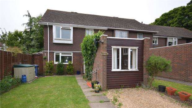 4 Bedrooms End Of Terrace House for sale in Tithe Barn Drive, Maidenhead, Berkshire