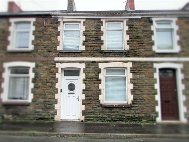 2 Bedrooms Terraced House for sale in Mary Street, Neath, Neath, West Glamorgan