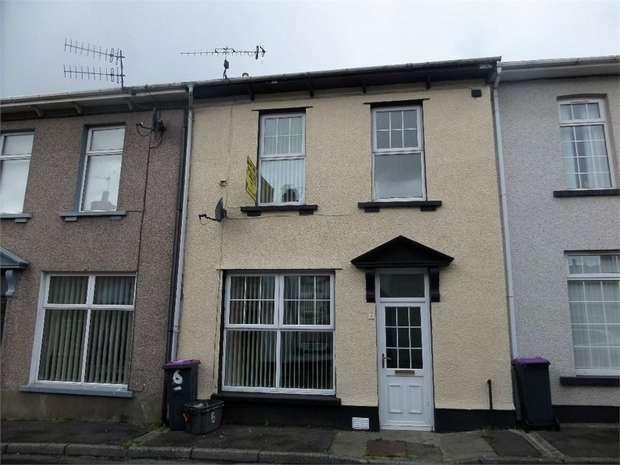 3 Bedrooms Terraced House for sale in Nicholas Street, PONTYPOOL, Torfaen