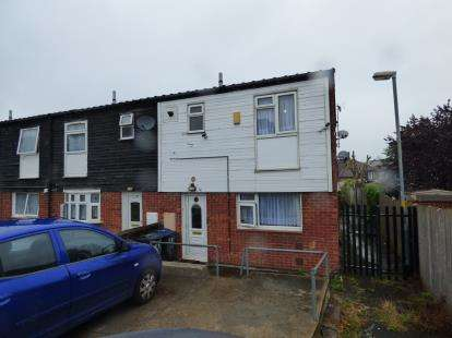 4 Bedrooms End Of Terrace House for sale in Theresa Road, Birmingham, West Midlands