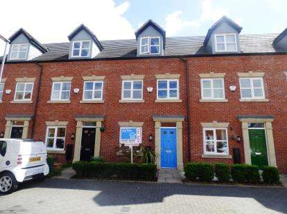 3 Bedrooms Terraced House for sale in Lyon Drive, Wilnecote, Tamworth, .