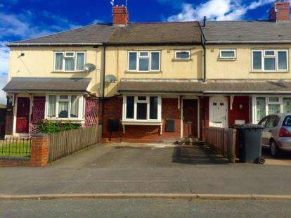 3 Bedrooms Terraced House for sale in Fifth Avenue, Wolverhampton, West Midlands