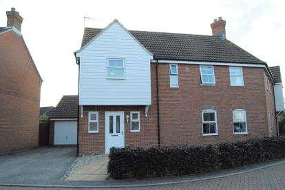 3 Bedrooms Detached House for sale in Watlington, King's Lynn, Norfolk