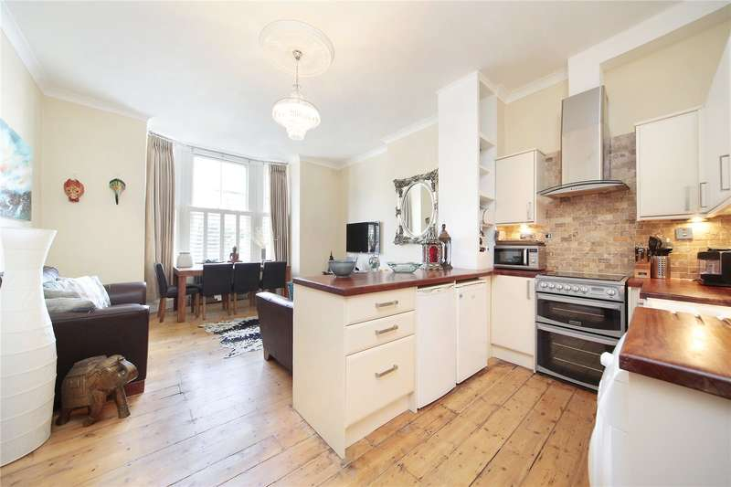 2 Bedrooms Flat for sale in Bedford Road, Clapham, London, SW4