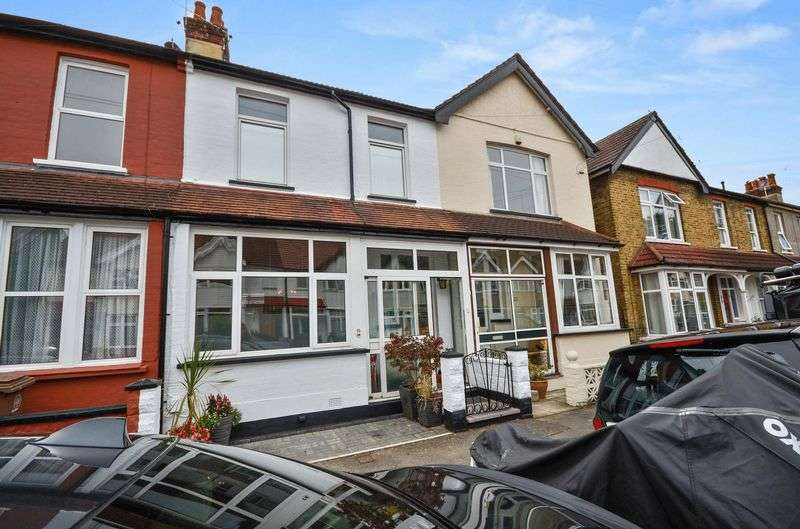 2 Bedrooms Terraced House for sale in Rectory Road, Sutton