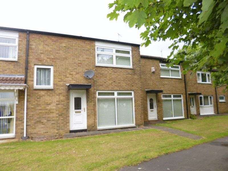 2 Bedrooms Terraced House for sale in Bedford Place, Bishop Auckland