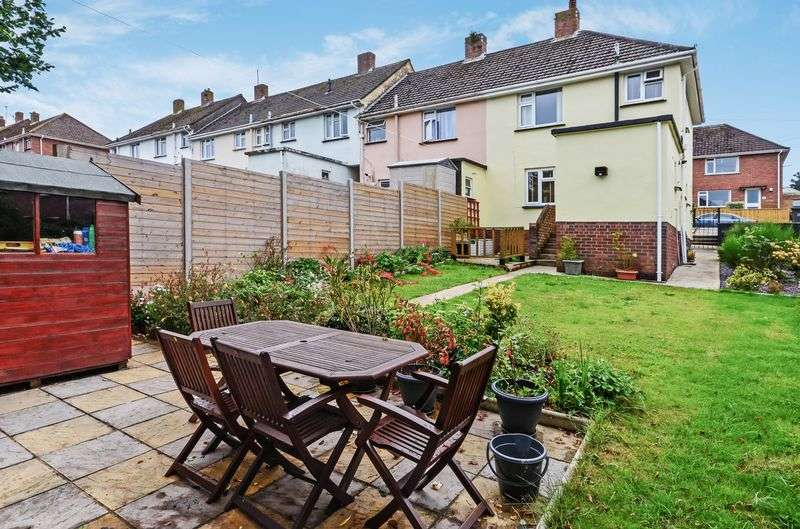 2 Bedrooms Terraced House for sale in WISHINGS ROAD BRIXHAM