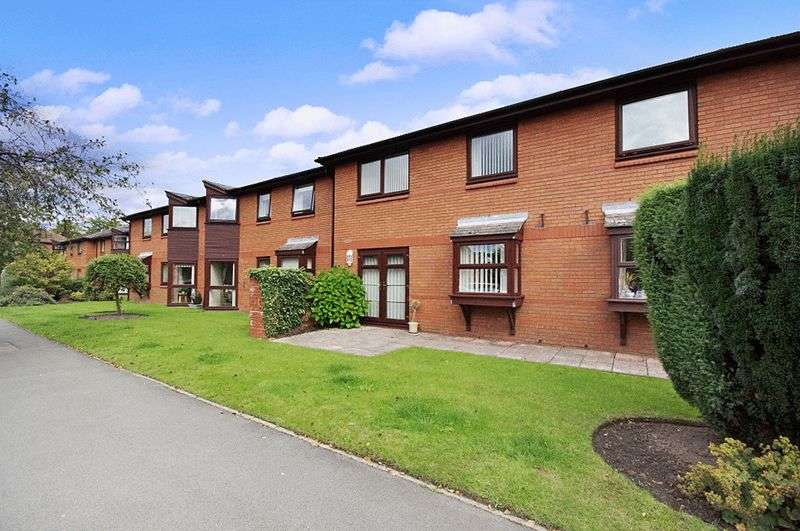 2 Bedrooms Retirement Property for sale in Park View Court, Stockport, SK6 4QH